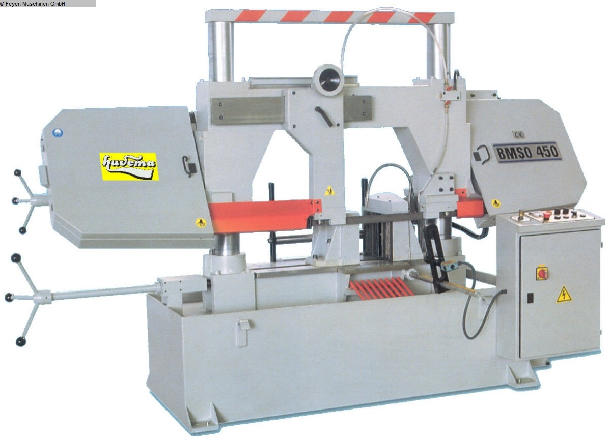 used Saws Band Saw - Automatic - Horizontal HUVEMA BMS0 460 C