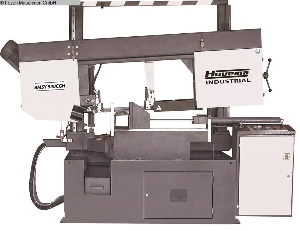 gebrauchte Sägen Bandsäge - horizontal HUVEMA BMSY 540 CGH