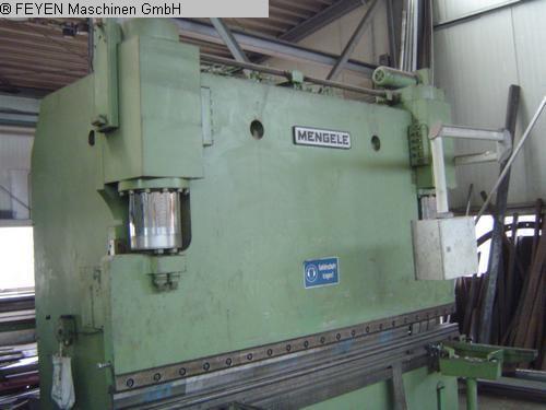 gebrauchte Blechbearbeitung / Scheren / Biegen / Richten Abkantpresse - hydraulisch MENGELE D 200 / 25