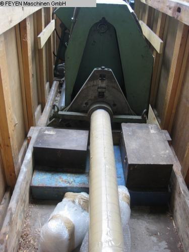 gebrauchte Bohrwerke / Bearbeitungszentren / Bohrmaschinen Ausbohrbank ASDORF TLB 130