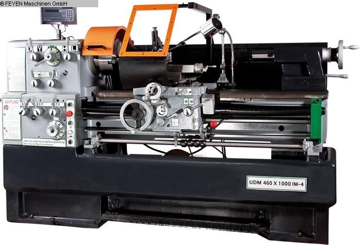 gebrauchte  Mechanikerdrehbank HUVEMA HU 460x1000