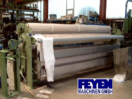 used Padder Finishing Mangle KUESTERS, KREFELD 222.53 / 3000