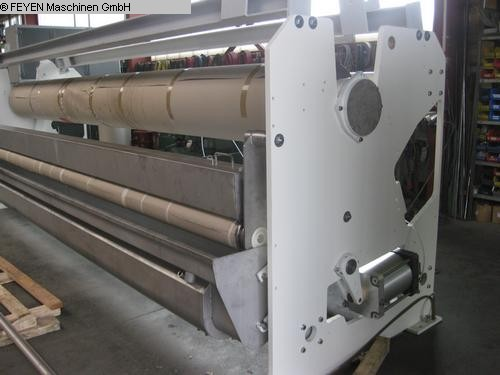 used Finishing Mangle KUESTERS, KREFELD 222.54 / 5200