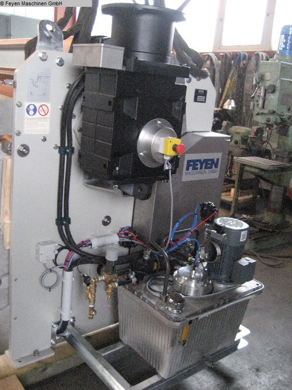 used Padder Finishing Mangle KUESTERS, KREFELD 222.53 / 3400