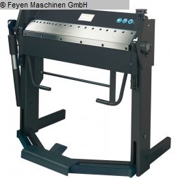 used Sheet metal working / shaeres / bending Folding Machine HUVEMA HU 15 ES 1500