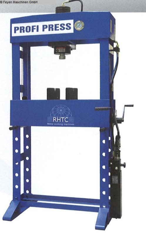 gebruikte persen Tryout Pers - hydraulisch PROFIPRESS 30 TON HF2