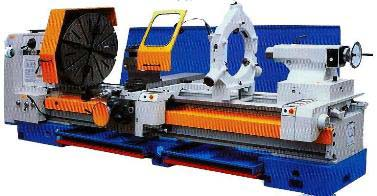 used Lathes Heavy Duty Lathe MEXPOL TUS 1000 C - 5000