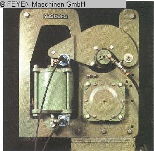 gebrauchte Quetschwerk Hochleistungsquetschwerk KUESTERS,KREFELD 222.65 / 2000