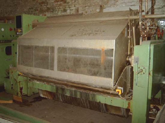 rabljeni strojevi za pranje rublja KUESTERS, KREFELD 268.11 / 1800