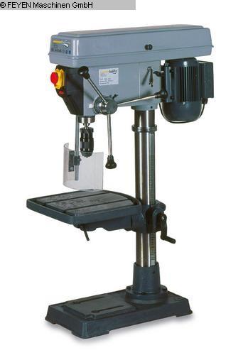 trivellatrici / centri di lavoro / perforatrici usate trapano da banco HUVEMA HU16 T Profi