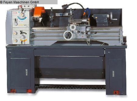 rabljeni tokarilice s strojnim strojem HUVEMA BL 310x900 Vario