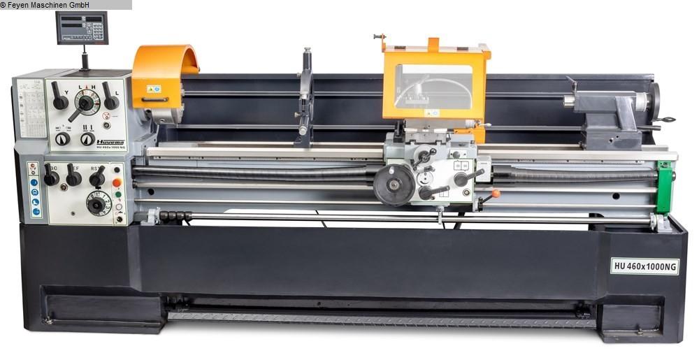 gebrauchte Drehmaschinen Leit- und Zugspindeldrehmaschine HUVEMA HU 560  x 1500 NG