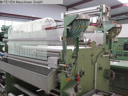Machines de finition application de la liqueur KUESTERS, KREFELD 271.49 / 1600