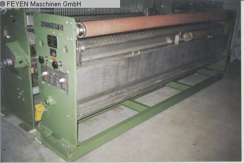 Machines de finition application de la liqueur KUESTERS, KREFELD 272.11 - FlexNip