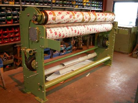 used Mangles Squeezing Mangle KUESTERS, KREFELD 222.50 / 1800