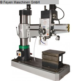 gebrauchte Bohrwerke / Bearbeitungszentren / Bohrmaschinen Radialbohrmaschine HUVEMA CRDM 3040x12/1