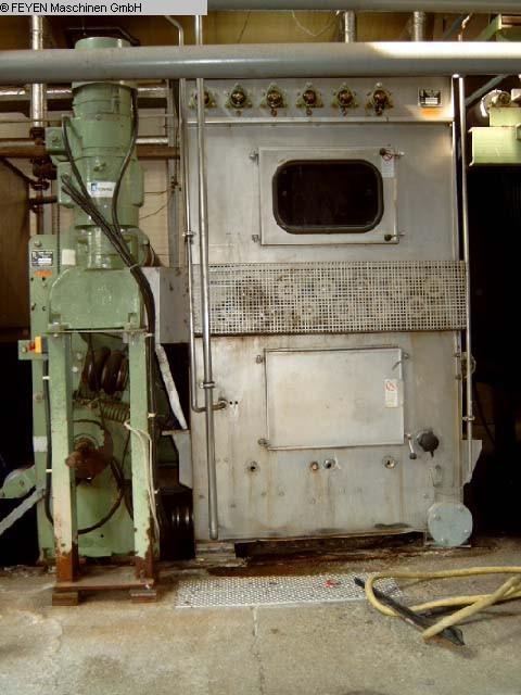 gebrauchte Waschmaschinen Rollenkufe-vertikal KUESTERS, KREFELD 234.07