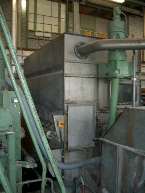 rabljeni Strojevi za pranje rublja KUESTERS, KREFELD 232.38 (Roto-Jet) / 1800