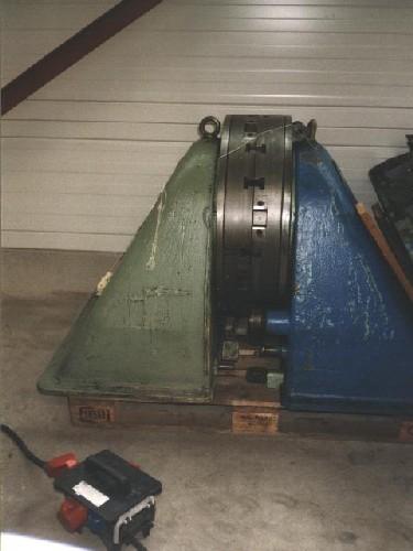 gebrauchte Maschinenzubehör etc. Rundtisch WMW VRT 700