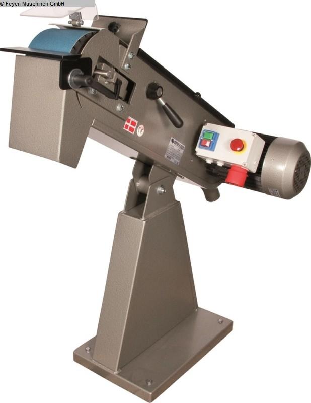 gebrauchte Schleifmaschinen Bandschleifmaschine HUVEMA Grimax 150 x 4