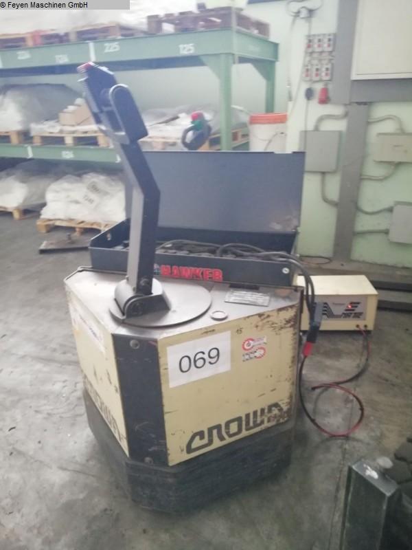 gebrauchte Sondermaschinen Elektrofahrzeug CROWN 200 TW-S