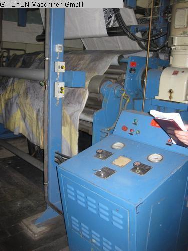 gebrauchte Textilmaschinen Hochleistungsquetschwerk KUESTERS, KREFELD 223.14  / 2400  (Aquatroll)