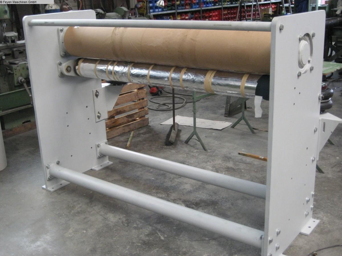 gebrauchte Textilmaschinen Hochleistungsquetschwerk KUSTERS, KREFELD 222.55 / 1600