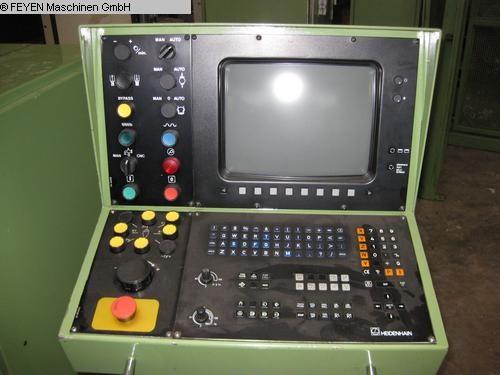 used Milling Machine - Vertical KONDIA K 600 CNC
