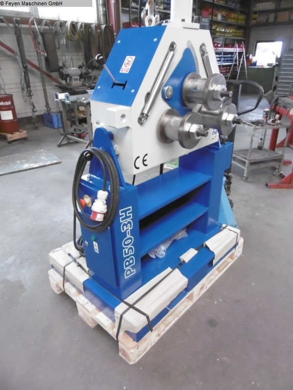 used Profile-Bending Machine Profi Press PB 50-3H