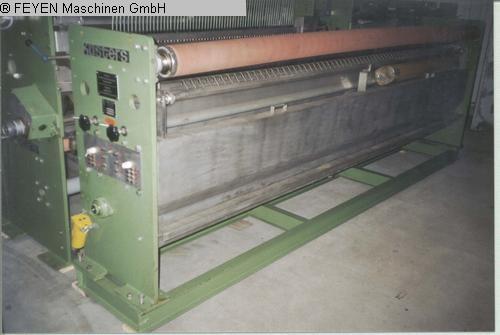 gebrauchte Ausrüstungsmaschinen Flottenauftragsgerät KUESTERS,KREFELD 272.11 - FlexNip