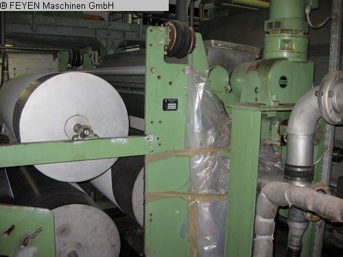 używany Myjnia do mycia naczyń KUESTERS, KREFELD Waschanlage