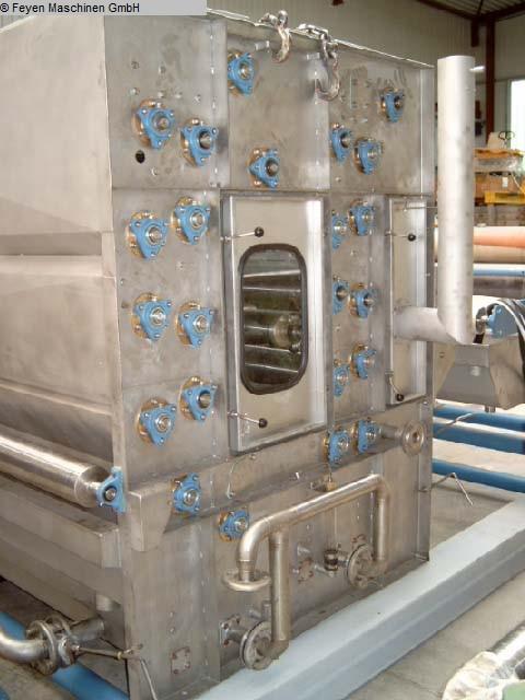 used Washing Machines Washing KÜSTERS, KREFELD 234.41 /1800