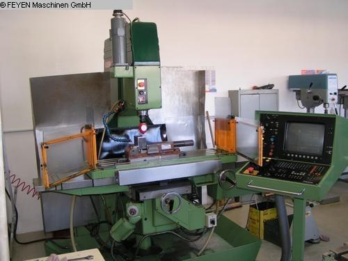 Fresadoras usadas Fresadora - Vertical KONDIA K 600 CNC