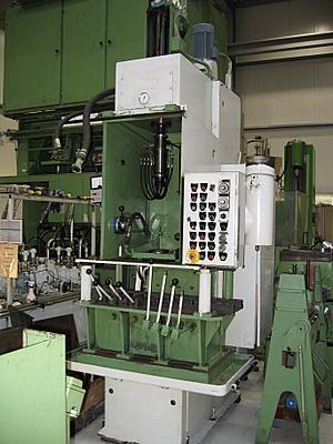 gebrauchte Maschine Honmaschine - Innen - Vertikal GEHRING Z 350-125
