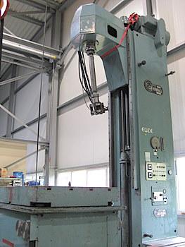 gebrauchte Maschine Honmaschine - Innen - Vertikal GEHRING GR2000-750-700