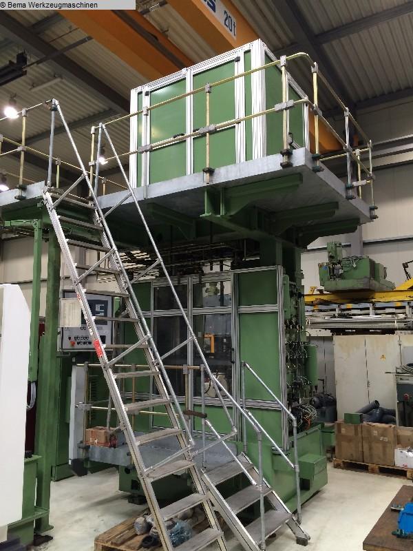 Machine à roder interne - verticale NAGEL 2VS8-60