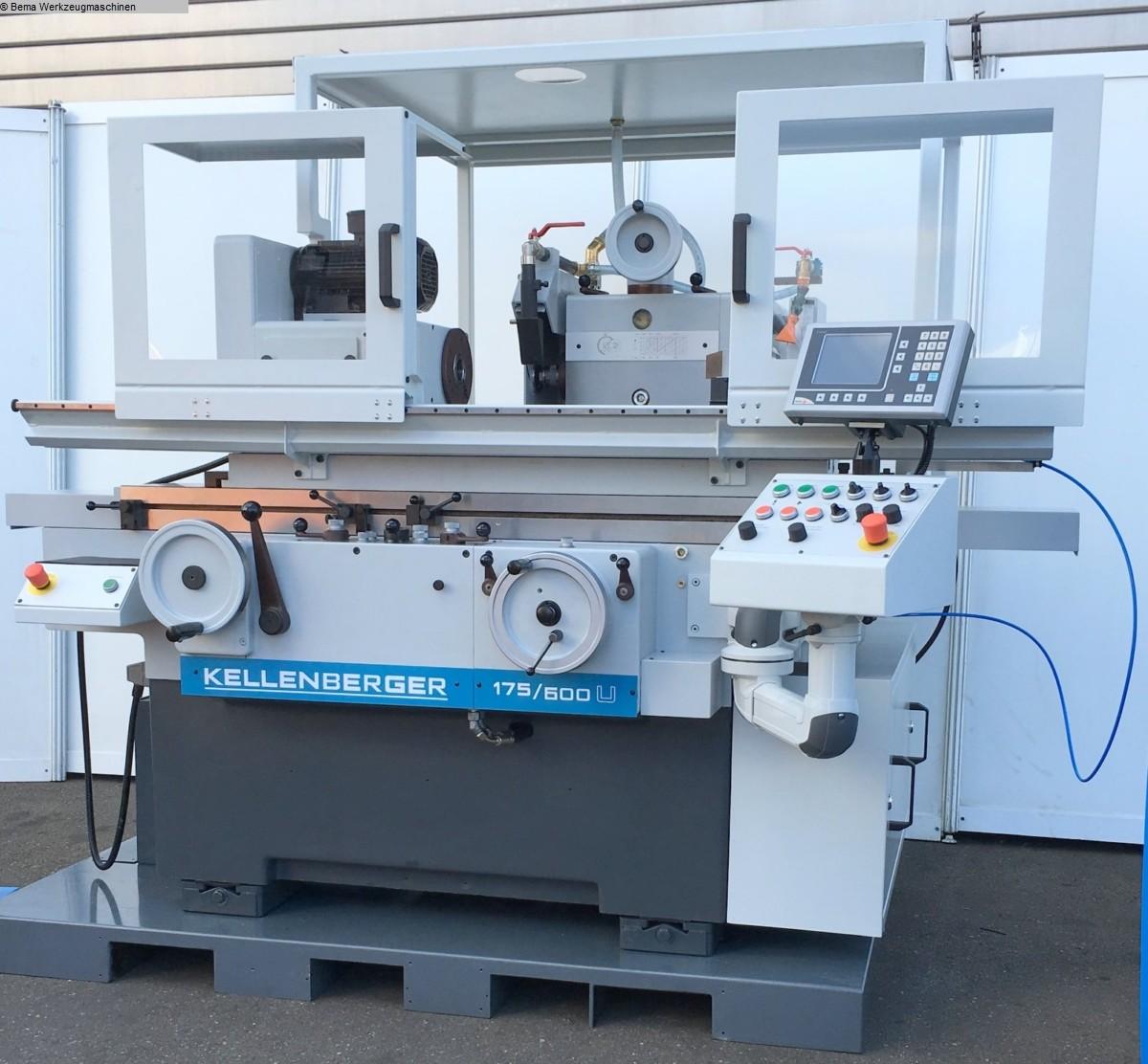 gebrauchte Maschine Rundschleifmaschine - Universal KELLENBERGER 600U BEMA-VISION 2016