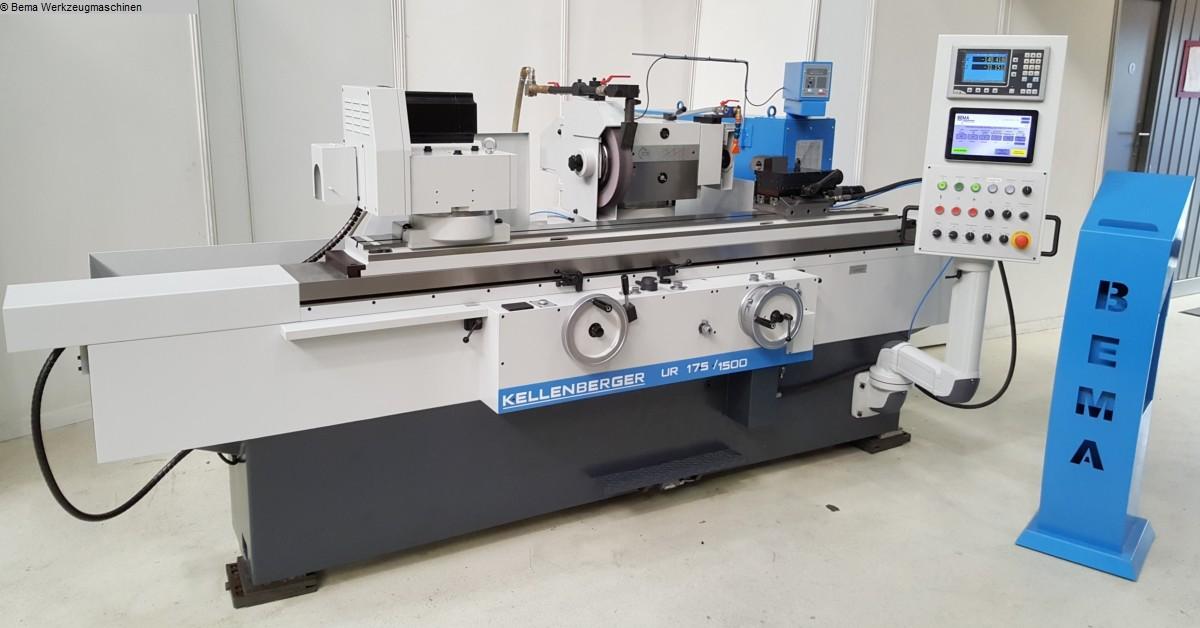 gebrauchte Rundschleifmaschine - Universal KELLENBERGER UR175-1500 BEMA STEP