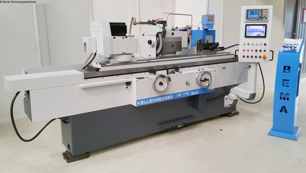 gebrauchte  Rundschleifmaschine - Außen KELLENBERGER R125-1000