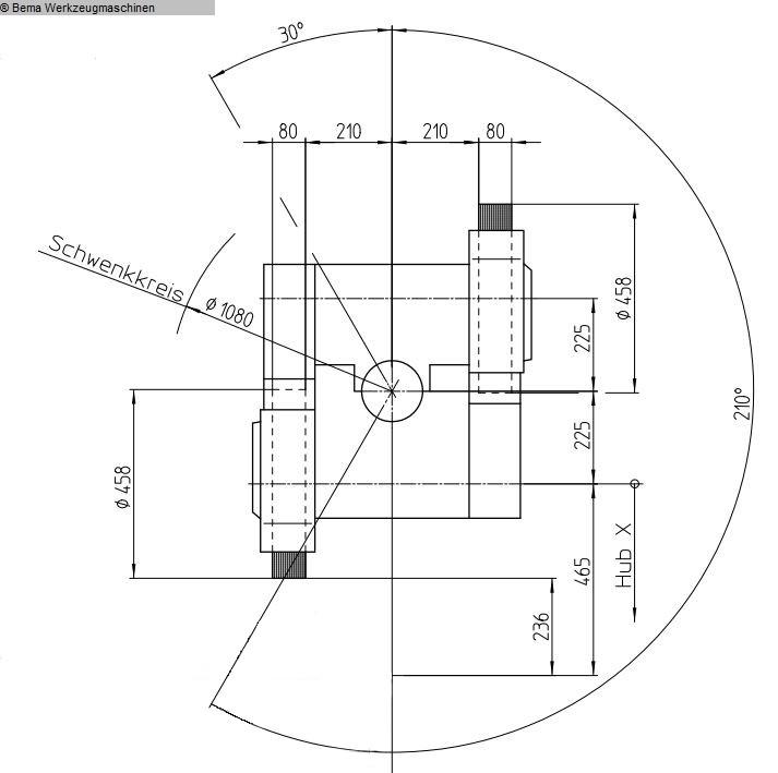 gebrauchte  Rundschleifmaschine - Außen KELLENBERGER Kel-Varia 2R 175-1000