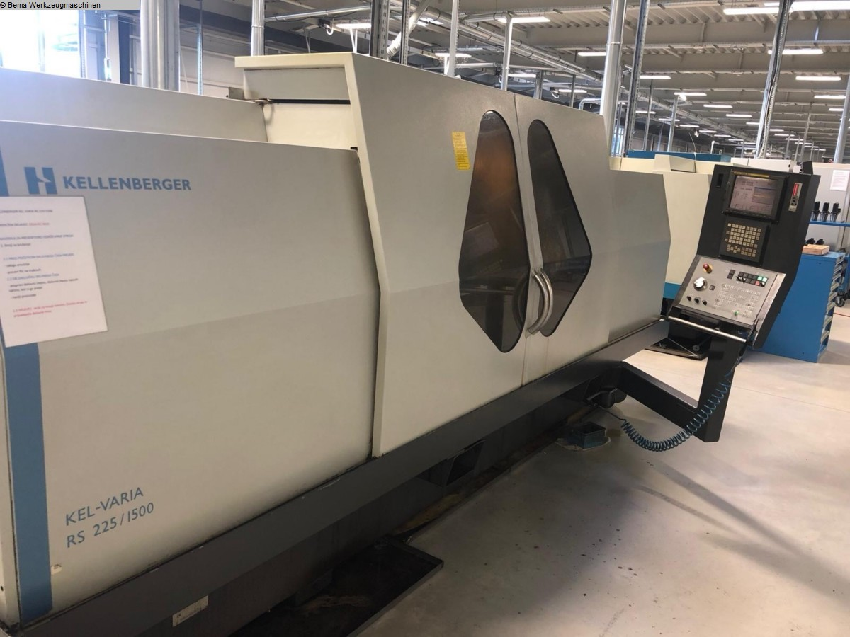 used  Cylindrical Grinding Machine KELLENBERGER KEL-VARIA RS225-1500