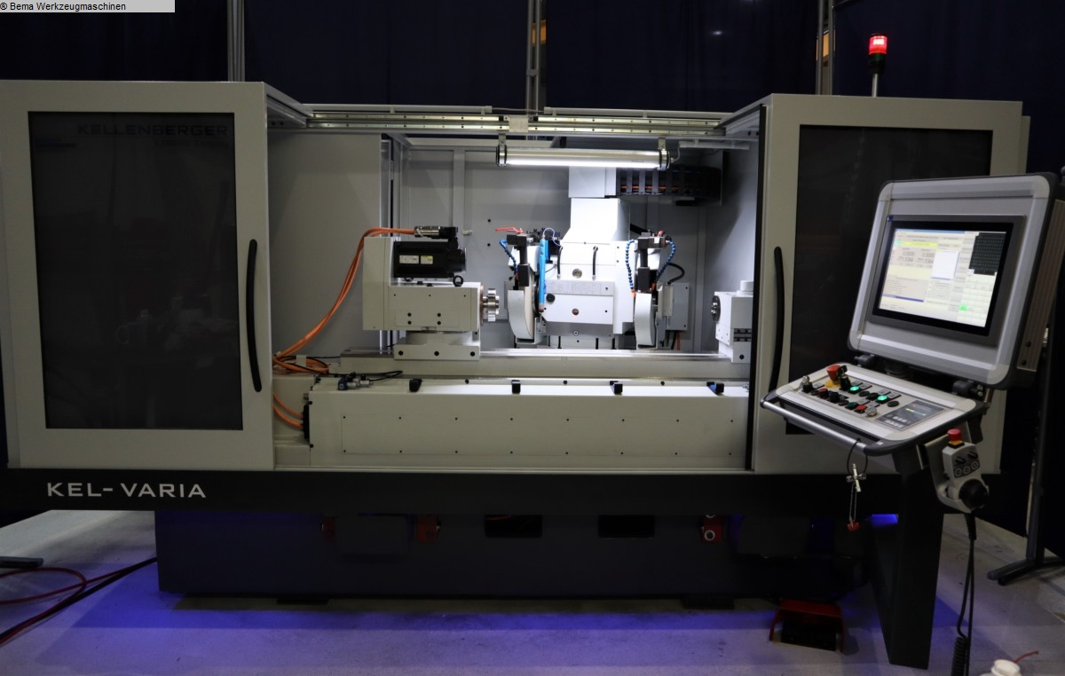 used Cylindrical Grinding Machine - Universal KELLENBERGER KEL-VARIA UR175-1000 BEMA 90-3