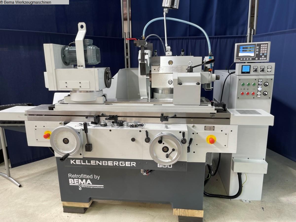 used  Cylindrical Grinding Machine - Universal KELLENBERGER 1000U BEMA Advance