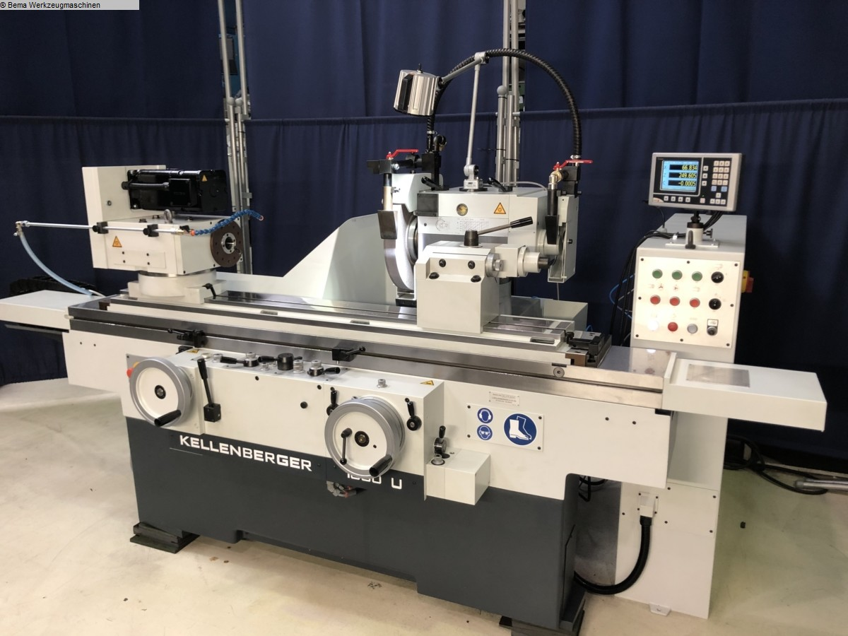 used  Cylindrical Grinding Machine - Universal KELLENBERGER 1000U BEMA Advance R