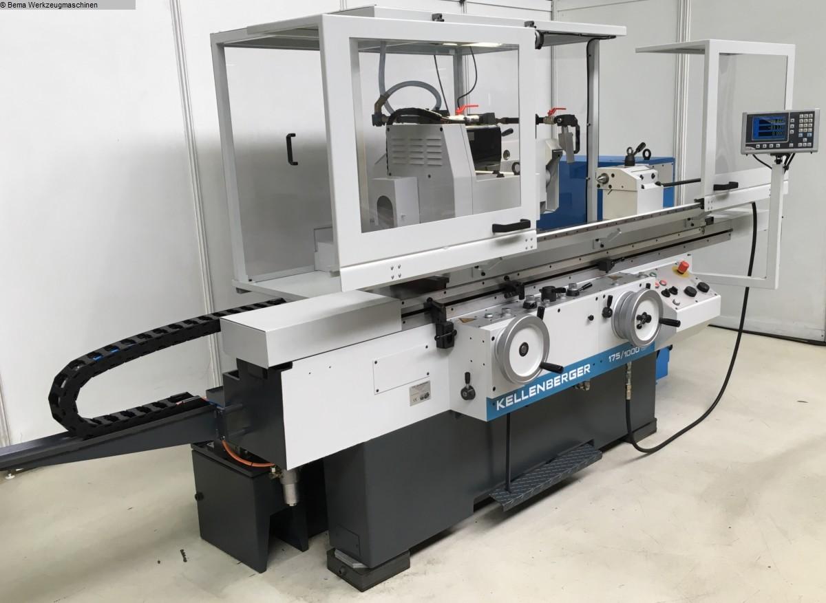 used Cylindrical Grinding Machine - Universal KELLENBERGER 1000U BEMA Aktuell