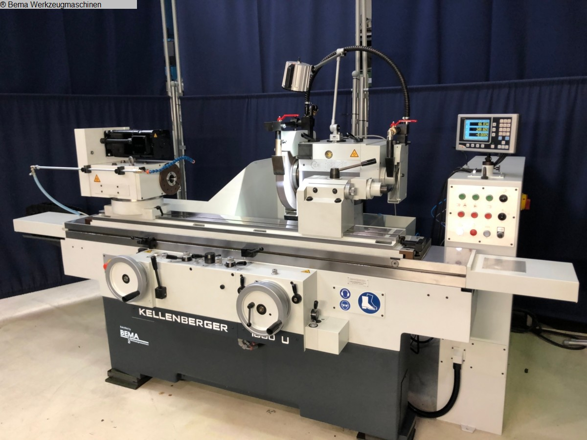 used Grinding machines Cylindrical Grinding Machine - Universal KELLENBERGER 1000U BEMA Advance R