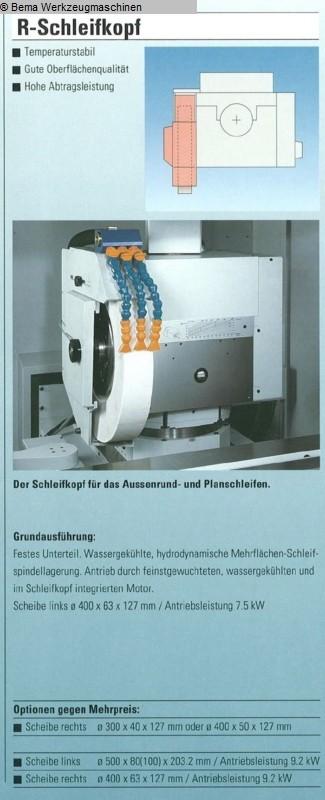 Silindirik taşlama makinesi KELLENBERGER Kel-Varia R175-1500