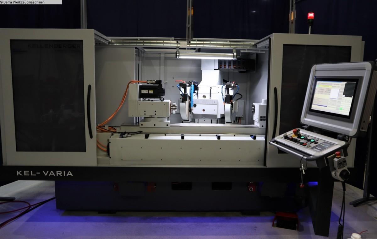 gebrauchte Schleifmaschinen Rundschleifmaschine - Universal KELLENBERGER KEL-VARIA UR175-1000 BEMA 90-3