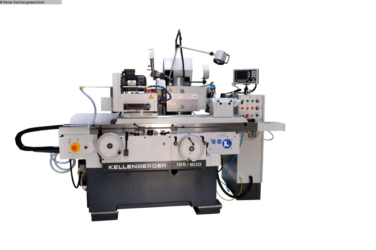 gebrauchte Schleifmaschinen Rundschleifmaschine - Universal KELLENBERGER 600U BEMA Advance R