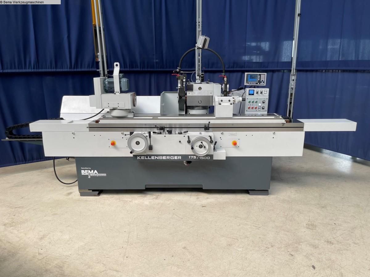 gebrauchte Schleifmaschinen Rundschleifmaschine - Universal KELLENBERGER 1500U BEMA Advance
